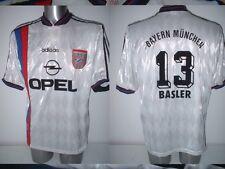 Bayern Munich Shirt Basler Jersey Trikot Adidas Large Football Soccer Munchen 94