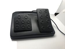 Universal Rumble Pedals For PC Xbox PS2 Pedal Replacements Only Does No Wheel