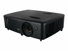 OPTOMA DS349 Long Throw Office Projector- New EX dISPLAY