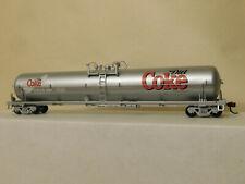 ATHEARN ** DIET COKE ** COCA COLA ** 62' ** SUPER TANK Car HO Scale Train *mint