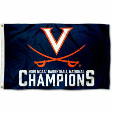 Virginia Cavaliers 2019 Ncaa Basketball National Champions 3x5Ft Flag Us Shipper