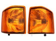 Land Rover Discovery 1 300 Tdi Anteriore Arancione/Ambra Frecce (Coppia) 760/