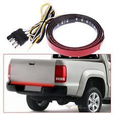 """22W 49"""" Flexible LED Car Truck Bar Red and White 12V 72LED Strip Tailgate Light"""
