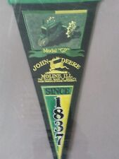 John Deere Model GP Moline Illinois limited Edition New Old Stock In Package