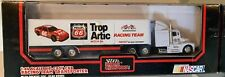 Vintage Racing Champions Nascar Phillips 66 Trop Artic Transporter 1:64 Scale