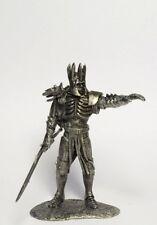 """Soldado De Plomo, ereddin """"The Witcher 3"""", hecho a mano, detallada del artículo, Coleccionable, 54 mm"""