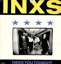 INXS Need You Tonight (Mendelsohn Mix) 4 track Uk 12""