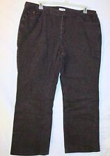 WOMENS CATO  STRETCH  5 POCKET BOOTCUT JEANS SIZE 20W