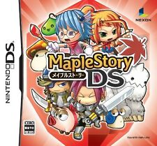 USED MapleStory DS Japan Import
