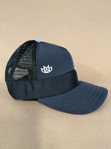 Lululemon 2014 Seawheeze Whats Up Hat Finishers Running Cap Black Vancouver Run