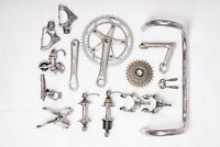 Vintage Shimano 600 AX Bicycle Groupset Rare Racing Bike Group Set Parts