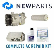 For Suzuki Forenza 04-08 L4 2L Complete A/C Repair Kit New Compressor w/ Clutch