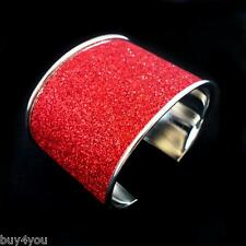 Armband Armreifen Armspange Disco Mode Schmuck Bollywood Indien Goa Hippie Rot