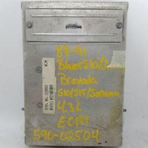 Engine ECM Electronic Control Module 6-173 Fits 88-93 S10/S15/SONOMA 1228062