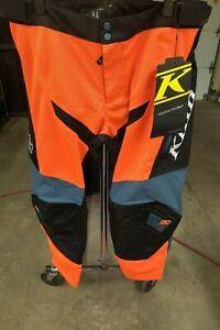KLIM Men's MOJAVE Motorcycle Dual Sport off road ITB PANT striking petrol 34