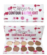 Beauty Creations Contour & Highlight Palette 10 Shades to Contour & Highlight