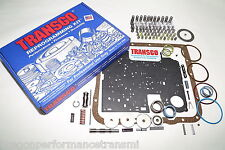 Transgo 4L60E-HD2 Shift Kit Transmission Valve Body Reprogramming Stage 2 4L65E