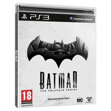 Batman The Telltale Series (season Pass Disc for PS3) Sony PlayStation 3