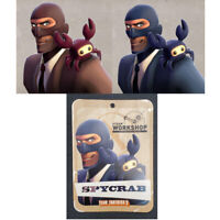 Official Team Fortress 2 Spycrab Download Card Steam Key For PC Video Game