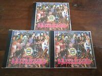 Daytrippers Beatles/Hendrix/Captain Beefheart/Nico/The Nice 3x Cd Perfetti