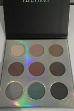 ELLEN TRACY CRUSHED ICE COOL METALLICS EYESHADOW PALETTE - 9 colors!