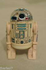 VINTAGE 1977 STAR WARS A NEW HOPE R2-D2 SOLID DOME 100% COMPLETE ACTION FIGURE
