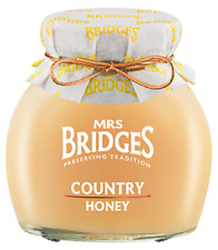 Mrs Bridges Country Honey 340g - Made in Scotland