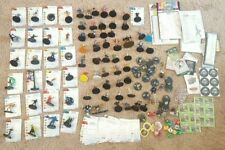 HEROCLIX Huge Lot of over 80 figures