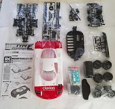 Tamiya 58544 1/10 RC Nissan R390 GT1 TT-01 Type-E
