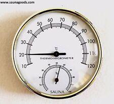 "Sauna Thermometer/Hygrometer ""STONE"""