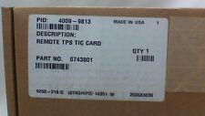 Simplex remote TPS TIC card 4009-9813 0743801