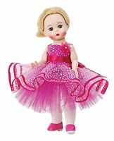 Happy Birthday Wishes 8'' Madame Alexander Doll, Blonde, new NRFB