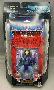 MOTU Commemorative Skeletor Masters Of The Universe Sealed 1/15,000