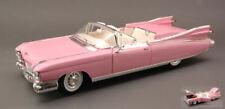 Cadillac Eldorado Biarritz 1959 Pink 1:18 Model 36813PK MAISTO