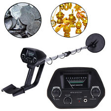 Underground Metal Detector Gold Coin Treasure Hunter Finder Searcher Pulse Induc