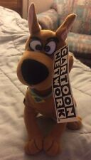 """Cartoon Network Plush Scooby Doo 11""""  1997 NEW WITH TAG"""