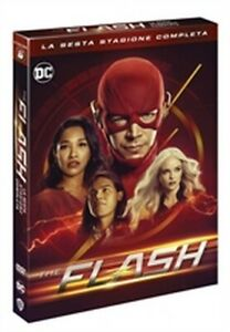 The Flash - Stagione 6 (4 DVD) - ITALIANO ORIGINALE SIGILLATO -