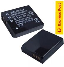 CGA-S005/S005E/DMW-BCC12 Battery for Panasonic Lumix DMC-FX3EF-S/FX3EG-S/FX3EGM