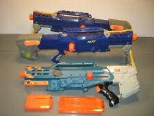 NERF N-STRIKE LONGSHOT SOFT DART GUNS ALL WORK LOT N3