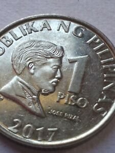 2017 ngc 5 Peso Coin With Error