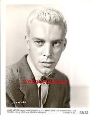 Vintage Skip Homeier HANDSOME '55 CRY VENGEANCE Film Noir Publicity Portrait