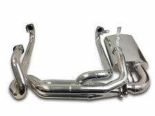 """VW Complete Stainless Steel Sidewinder Style Exhaust 1 5/8"""""""