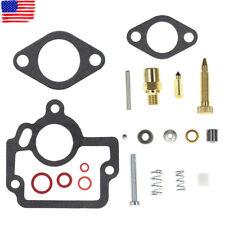 Carburetor Repair Rebuild Kit For Casting 6212DB 6213DB International Farmall IH