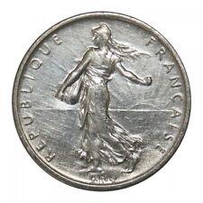 Piece argent Lot de 8 pièces d'argent 5 francs Semeuse