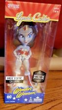 Cryptozoic DC Lynda Carter As Wonder Woman Noir Hot Topic Exclusive Figure