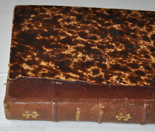 - OEUVRES CHOISIES DE BOSSUET Tome Deuxieme 1878 French Antique BOOK -
