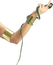 Faux Serpent Plastique 110/120 cm vert ENVIRON DECORATION BIJOUX HALLOWEEN LG