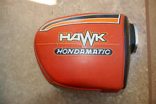 1978 HONDA CB400 CB 400 HAWK RIGHT SIDE COVER HONDAMATIC