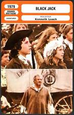 BLACK JACK - Jean Franval,Ken Loach (Fiche Cinéma) 1979