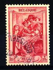BELGIUM - BELGIO - 1939 - Pro restauro della casa di Rubens ad Anversa